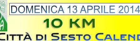 13 aprile 2014 – 10Km Città di Sesto Calende