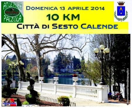 10 km città di sesto calende 2014 presentazione