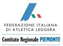 Calendario Gare Fidal Piemonte 2014