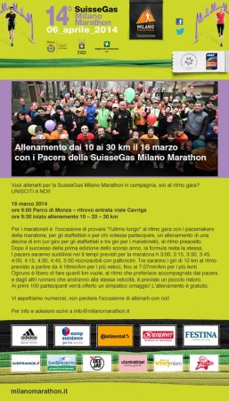 Allenamento Monza 2014