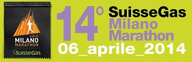 Staffetta Relay Milano Marathon 2014