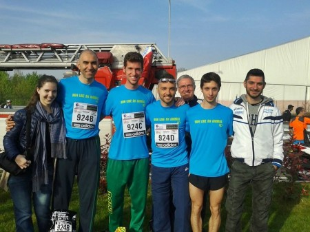 Amica Sport Pearl Izumi Milano Marathon 2014