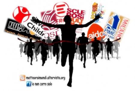 Io non corro solo nuovo logo con siti 2