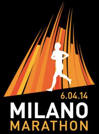 milano marathon 2014 logo