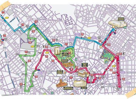 Percorso Milano Marathon 2014
