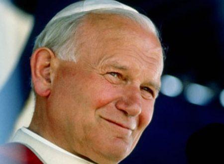 Un atleta deve essere… San Giovanni Paolo II