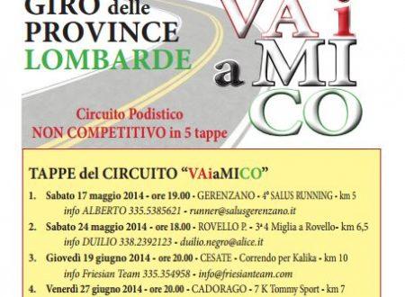 Calendario VAiaMICO 2014
