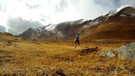 correre in montagna