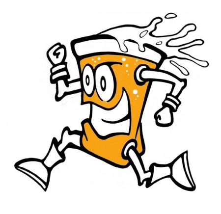 corsa e birra