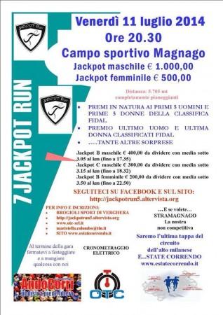 Jacpot Run 2014