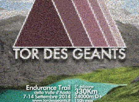 Tor des Geants 2014 – Programma gara