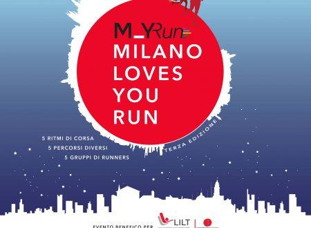 10 ottobre 2014 – Milano Love You Run