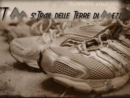 Trail Terre di Mezzo – Raccolta scarpe usate