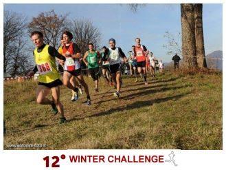 12° Winter Challenge Cross 2014