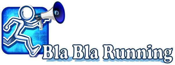 Bla Bla Running Logo lungo 2