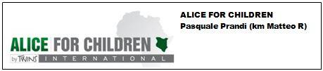 Logo Alice For Children 2014