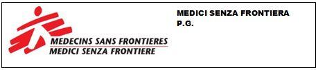 Logo Medici Senza Frontiere