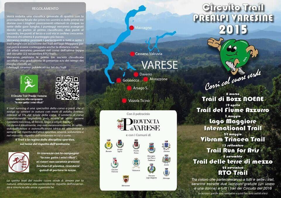 Trail Prealpi Varesine 2015 a