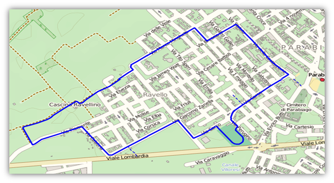 Parabiago Run 2015