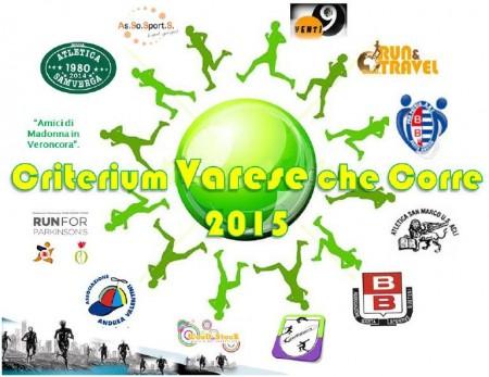 Criterium Varese che corre 2015