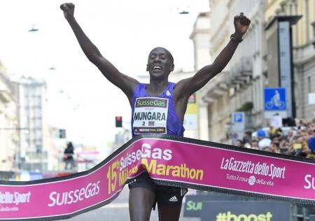 """""""SuisseGas Milano Marathon"""""""