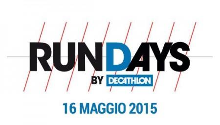 RunDays 16 maggio 2015