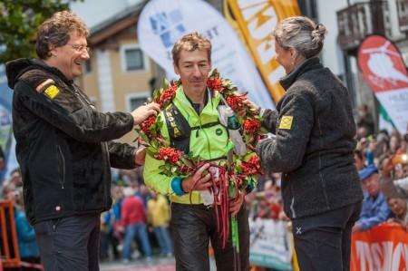Patrick Bohard Tor des Geants 2015 vincitore