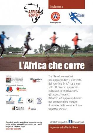 L'africa che corre