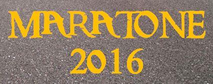 Maratone 2016