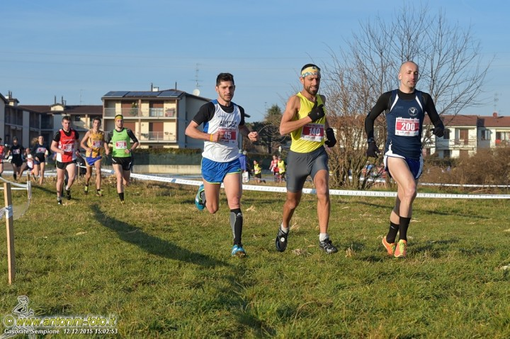 Cross Winter Challenge Casorate Sempione Raimondi Montanari Ponti