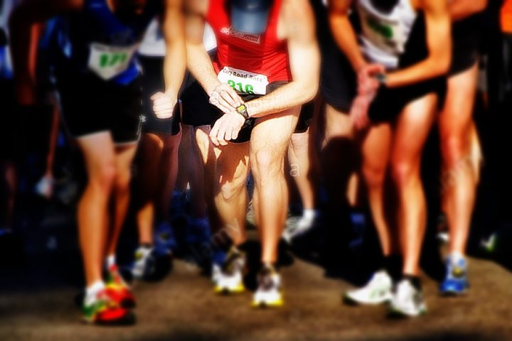 partenza gara running 2