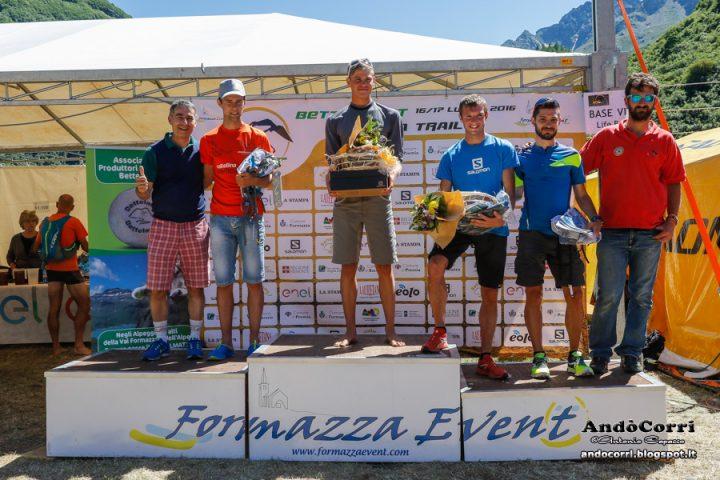 Bettelmatt Sky Race Ultra Trail Raimondi