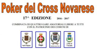 Poker del Cross Novarese 2016-2017
