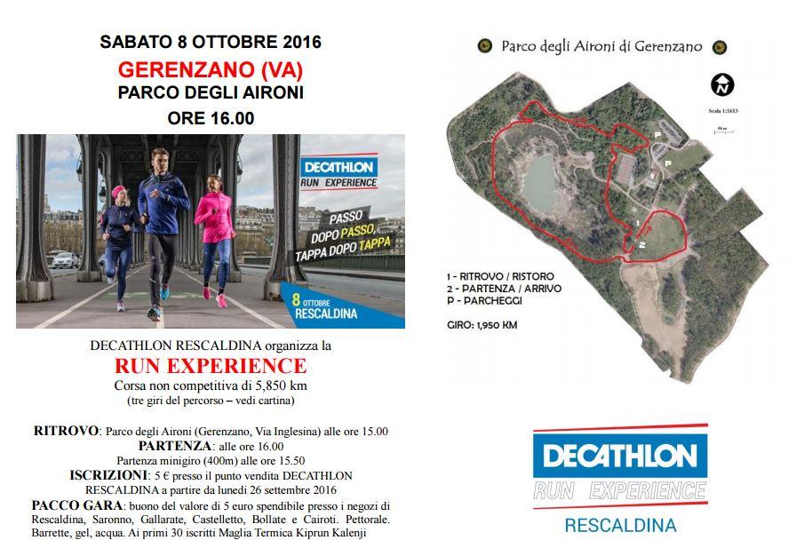 Run Experience 2016 Decathlon