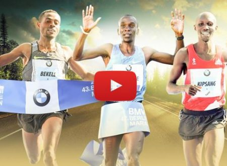 Maratona di Berlino 2017 – diretta streaming live