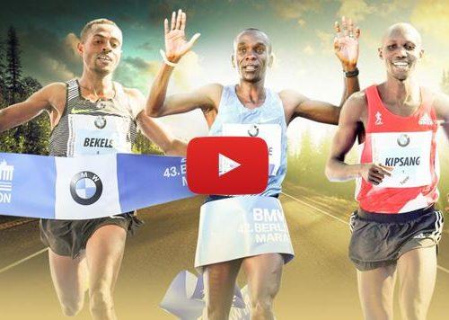 Maratona di Berlino 2017 – diretta streaming live