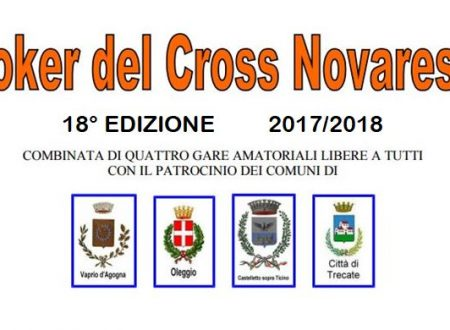 Poker del Cross Novarese 2017/2018