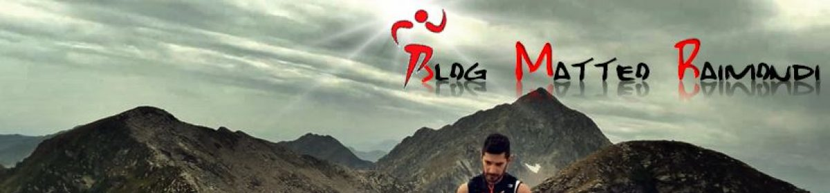 Blog di MATTEO RAIMONDI