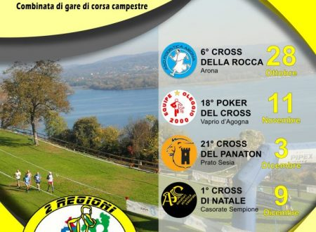 2 Regioni Cross Country 2017