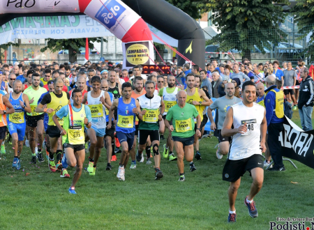 Cross Country dei 7 campanili Cavaria – Video, Classifica e Foto