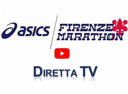 Maratona di Firenze 2017 – Diretta-differita Tv Streaming Live