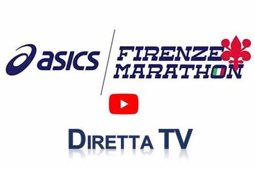 Maratona di Firenze 2017 – Diretta-differita Tv Streaming Live