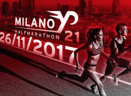 Milano 21 Half Marathon – Tutte le informazioni