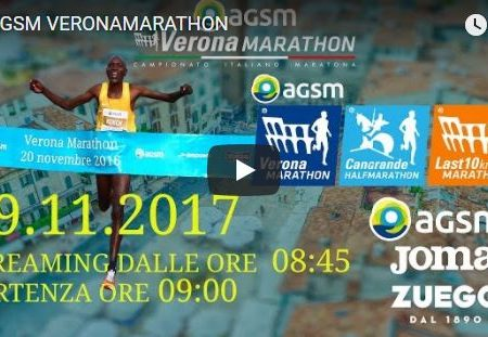 Maratona di Verona 2017 – Diretta Tv streaming live