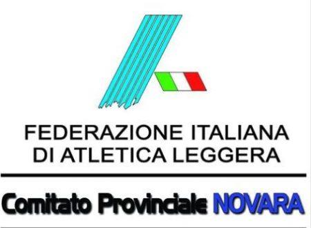 Società Sportive della provincia di Novara