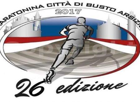 Domenica 26° Maratonina Città di Busto Arsizio