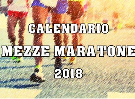 Calendario Mezze Maratone Italiane 2018