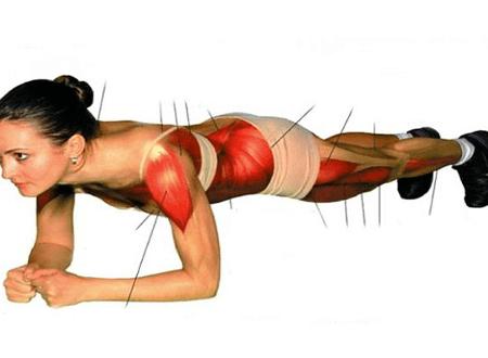 Plank avanzato – una serie di esercizi utili