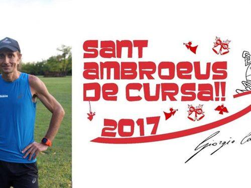 7 dicembre 2017 – Sant Ambroeus de Cursa!