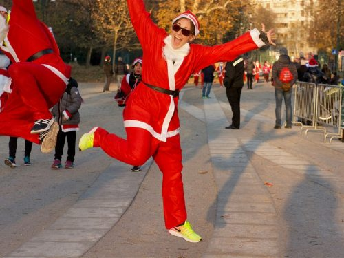 Babbo Running Milano – Le Foto